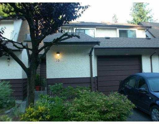 "Main Photo: 10 12227 SKILLEN Street in Maple_Ridge: Northwest Maple Ridge Townhouse for sale in ""MCKINNEY CREEK"" (Maple Ridge)  : MLS®# V732882"