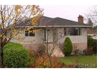 Main Photo:  in VICTORIA: SW Tillicum Single Family Detached for sale (Saanich West)  : MLS®# 414988