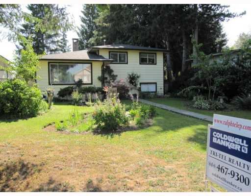 Main Photo: 11246 207TH Street in Maple_Ridge: Southwest Maple Ridge House for sale (Maple Ridge)  : MLS®# V770304