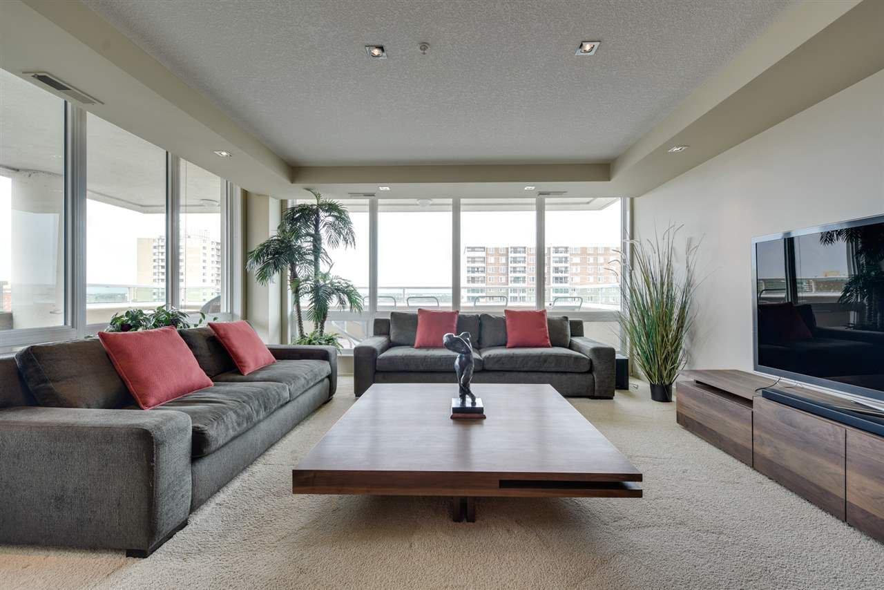 Main Photo: 1104 10055 118 Street in Edmonton: Zone 12 Condo for sale : MLS®# E4183321