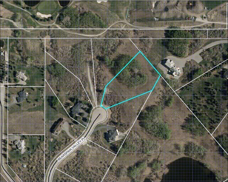 18 Bearspaw Valley Place - 1.93 acres.