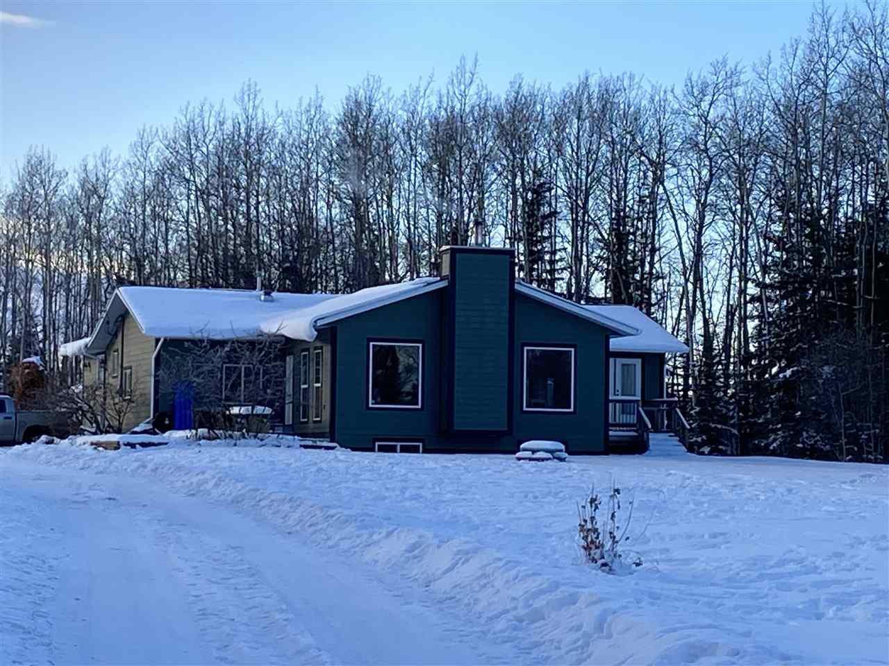 """Main Photo: 16552 265 Road in Fort St. John: Fort St. John - Rural W 100th House for sale in """"ROSE PRAIRIE"""" (Fort St. John (Zone 60))  : MLS®# R2454884"""