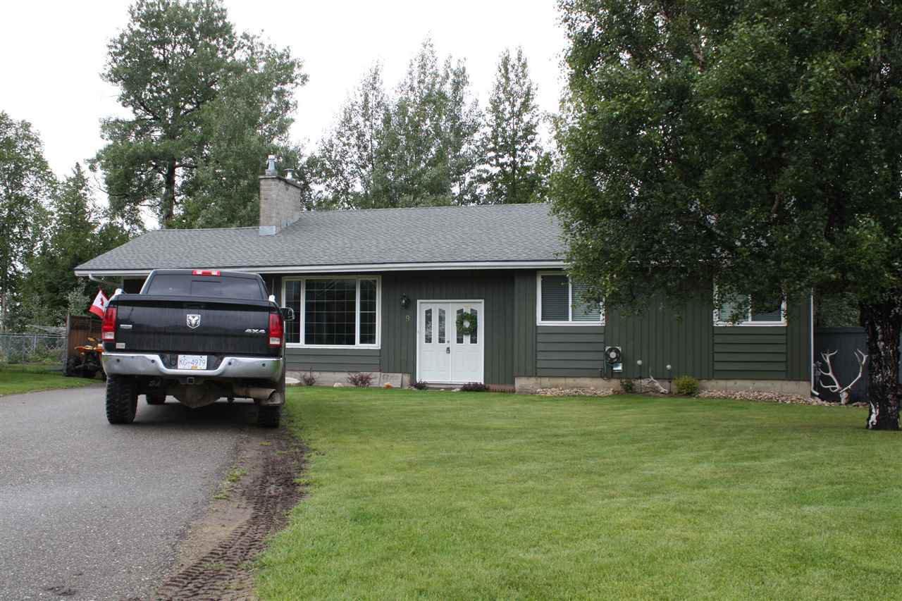 Main Photo: 9 PARSNIP Crescent in Mackenzie: Mackenzie -Town House for sale (Mackenzie (Zone 69))  : MLS®# R2458647