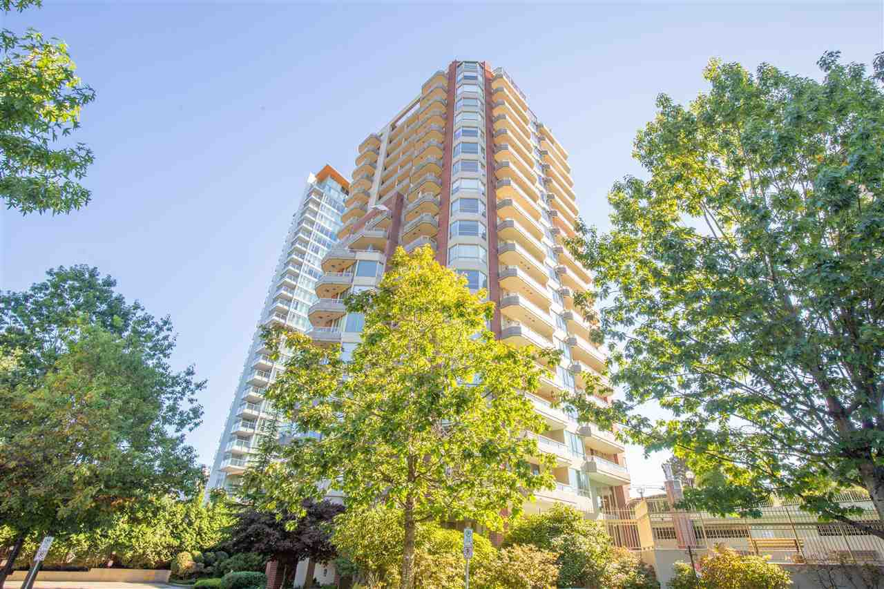 "Main Photo: 1602 738 FARROW Street in Coquitlam: Coquitlam West Condo for sale in ""THE VICTORIA"" : MLS®# R2527689"