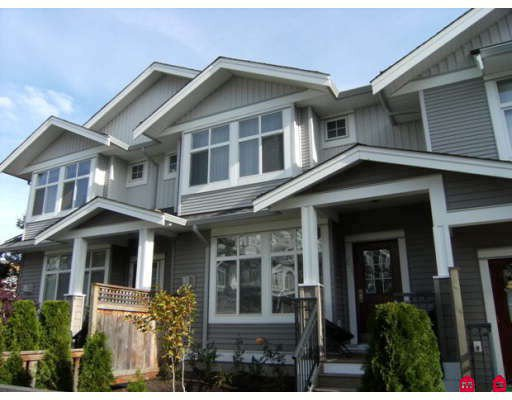 "Main Photo: 81 20449 66TH Avenue in Langley: Willoughby Heights Townhouse for sale in ""Nature's Landing"" : MLS®# F2900216"