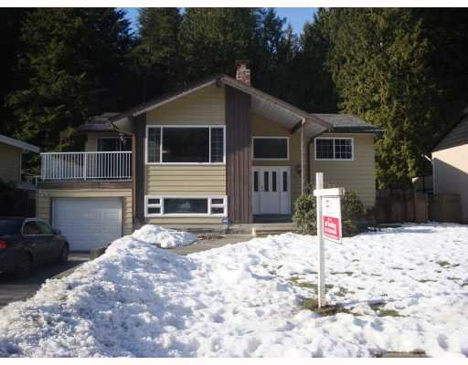 Main Photo: 3731 EVERGREEN Street in Port_Coquitlam: Lincoln Park PQ House for sale (Port Coquitlam)  : MLS®# V750041