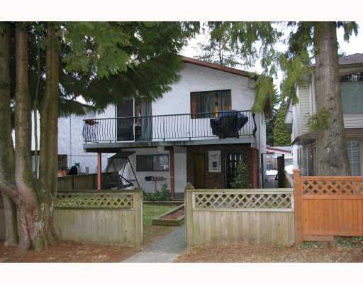 Main Photo: 3153 HASTINGS Street in Port_Coquitlam: Central Pt Coquitlam House for sale (Port Coquitlam)  : MLS®# V750370