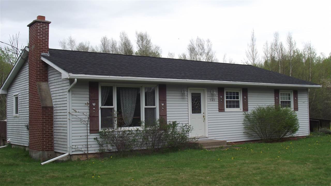 Main Photo: 540 Wellington Street in Pictou: 107-Trenton,Westville,Pictou Residential for sale (Northern Region)  : MLS®# 202008653