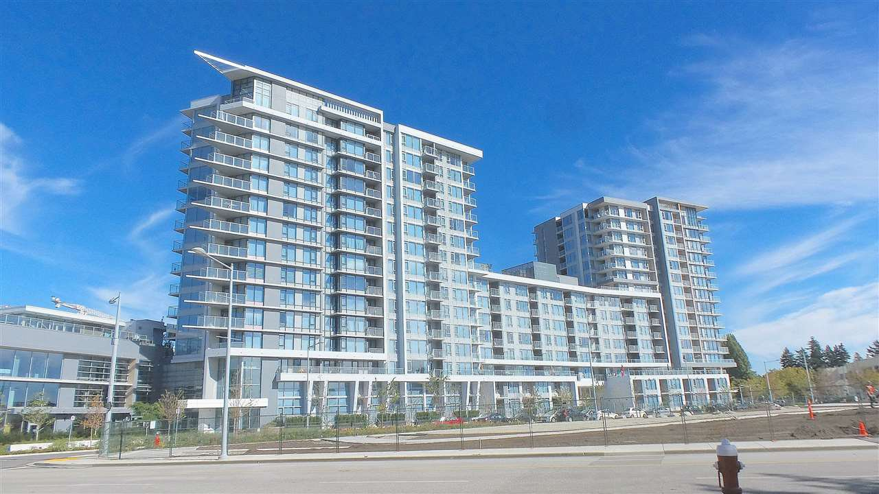 "Main Photo: 311 8333 SWEET Avenue in Richmond: West Cambie Condo for sale in ""Avanti"" : MLS®# R2465280"
