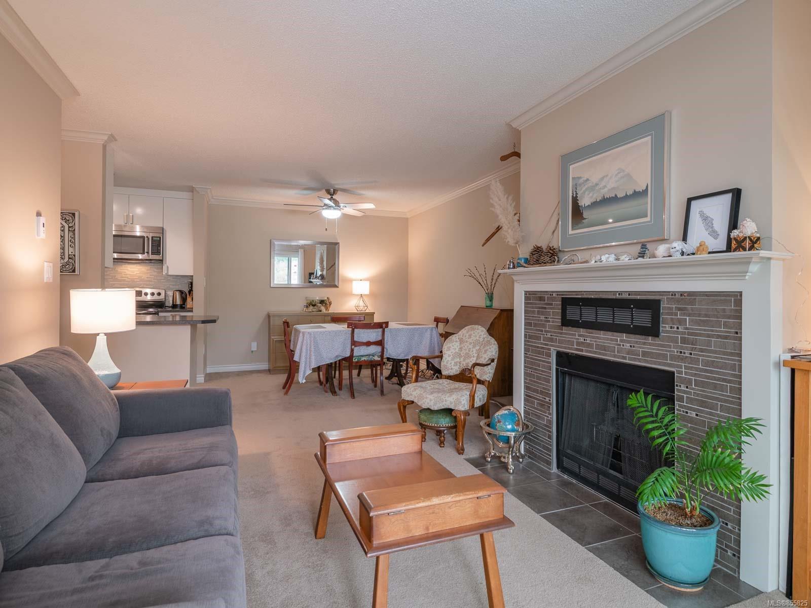 Main Photo: 406 9942 Daniel St in : Du Chemainus Condo Apartment for sale (Duncan)  : MLS®# 855825