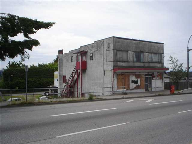 Main Photo: 4908 HASTINGS Street in Burnaby: Capitol Hill BN Land for sale (Burnaby North)  : MLS®# V833635