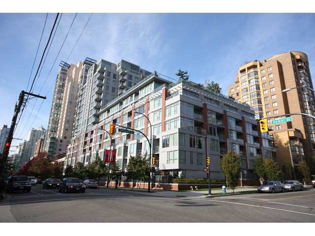 "Main Photo: 1004 1133 HOMER Street in Vancouver: Downtown VW Condo for sale in ""H&H"" (Vancouver West)  : MLS®# V854590"