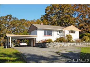 Main Photo: 1420 Simon Rd in VICTORIA: SE Mt Doug Single Family Detached for sale (Saanich East)  : MLS®# 486459