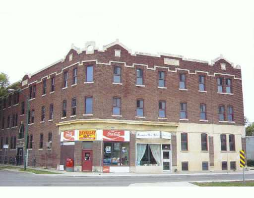 Main Photo: 816 NOTRE DAME Avenue in WINNIPEG: West End / Wolseley Industrial / Commercial / Investment for sale (West Winnipeg)  : MLS®# 2903900