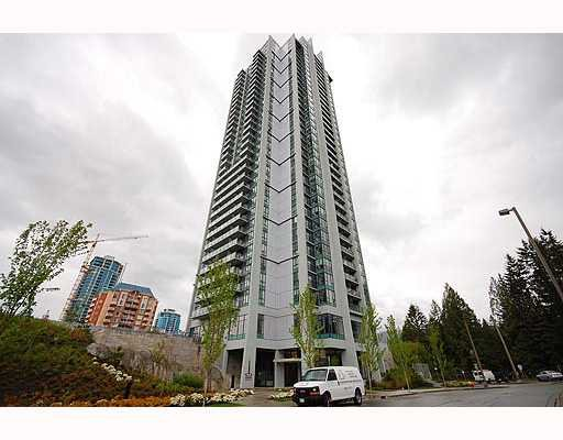 "Main Photo: 1810 1178 HEFFLEY Crescent in Coquitlam: North Coquitlam Condo for sale in ""Obelisk"" : MLS®# V764893"