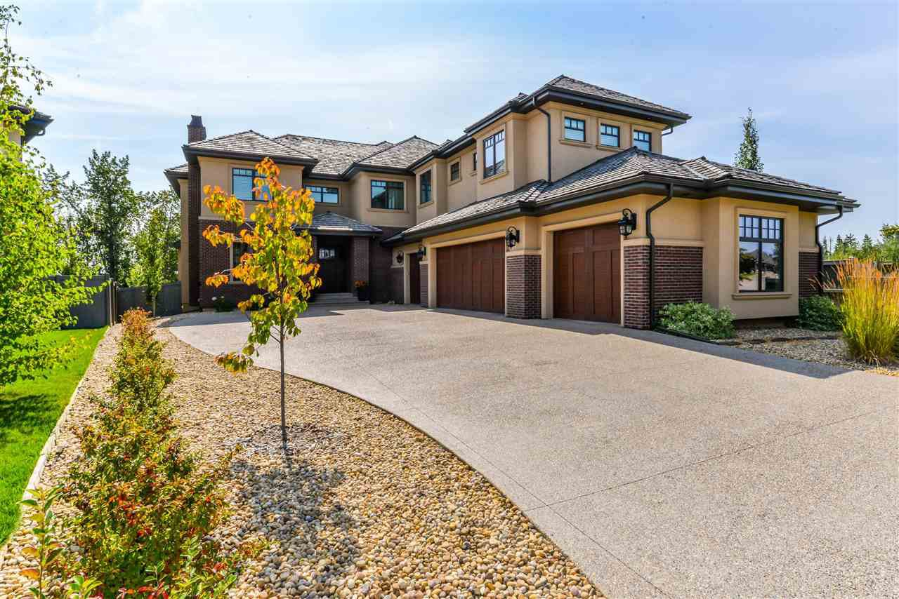 Main Photo: 803 Drysdale Run NW in Edmonton: Zone 20 House for sale : MLS®# E4169446