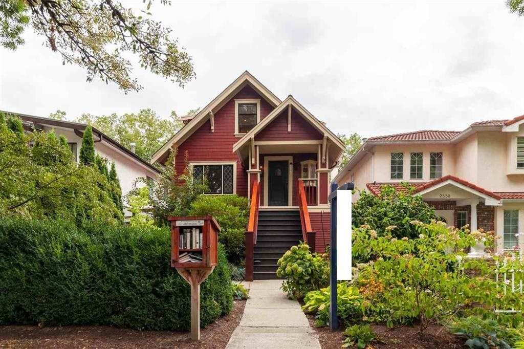 """Main Photo: 2342 E 28TH Avenue in Vancouver: Victoria VE House for sale in """"Norquay"""" (Vancouver East)  : MLS®# R2401370"""
