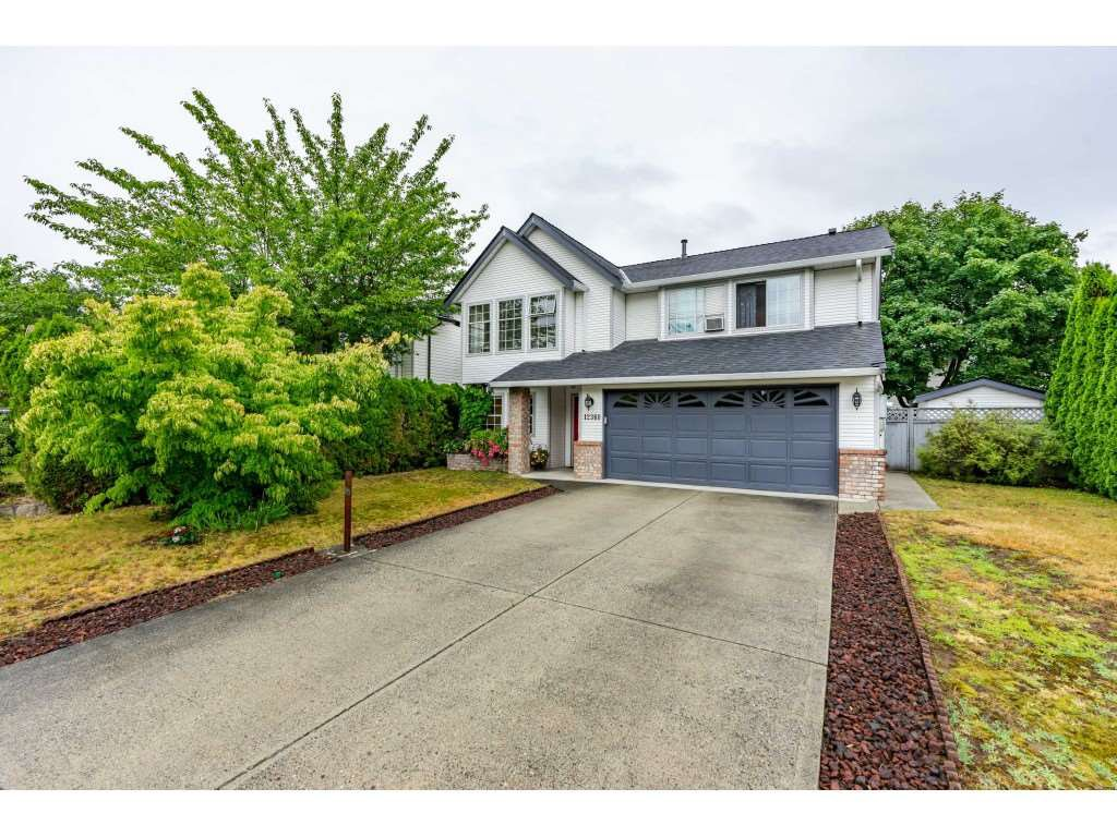 Main Photo: 12360 NIKOLA Street in Pitt Meadows: Central Meadows House for sale : MLS®# R2403737