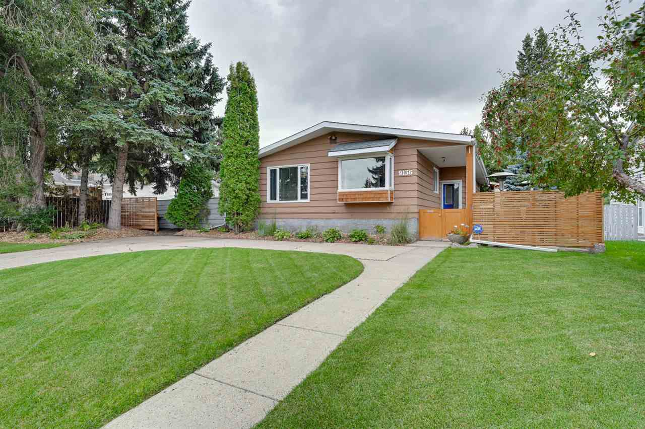 Main Photo: 9136 141 Street in Edmonton: Zone 10 House for sale : MLS®# E4173537