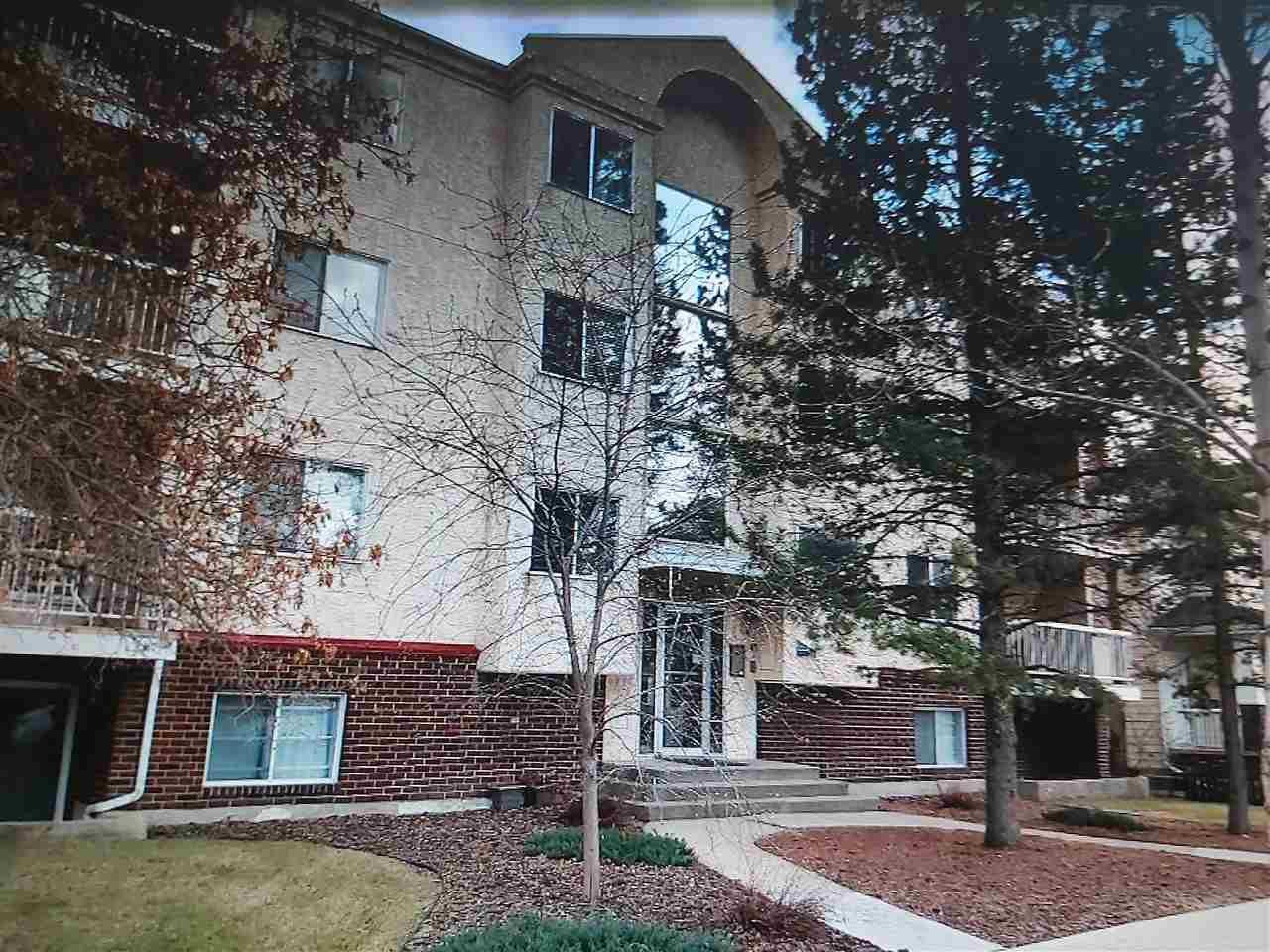 Main Photo: 302 11045 123 Street in Edmonton: Zone 07 Condo for sale : MLS®# E4190596