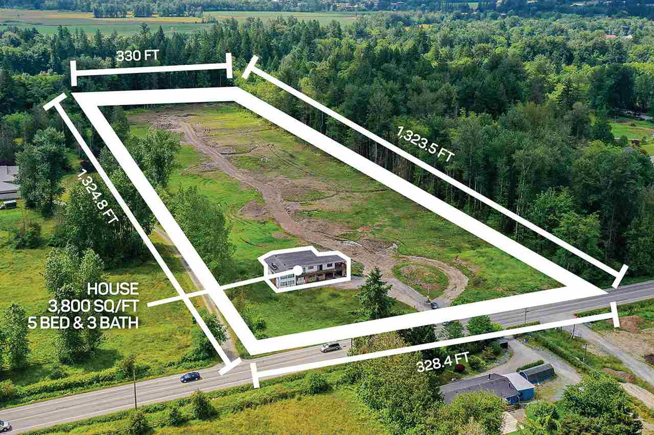 Main Photo: 22188 40 Avenue in Langley: Murrayville House for sale : MLS®# R2457528