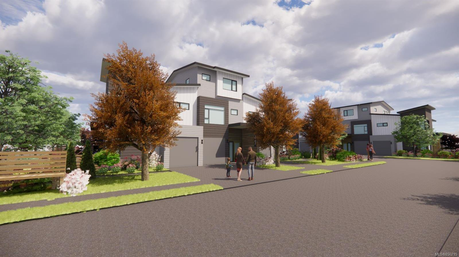 Main Photo: C2 327 Hilchey Rd in : CR Willow Point Row/Townhouse for sale (Campbell River)  : MLS®# 856215