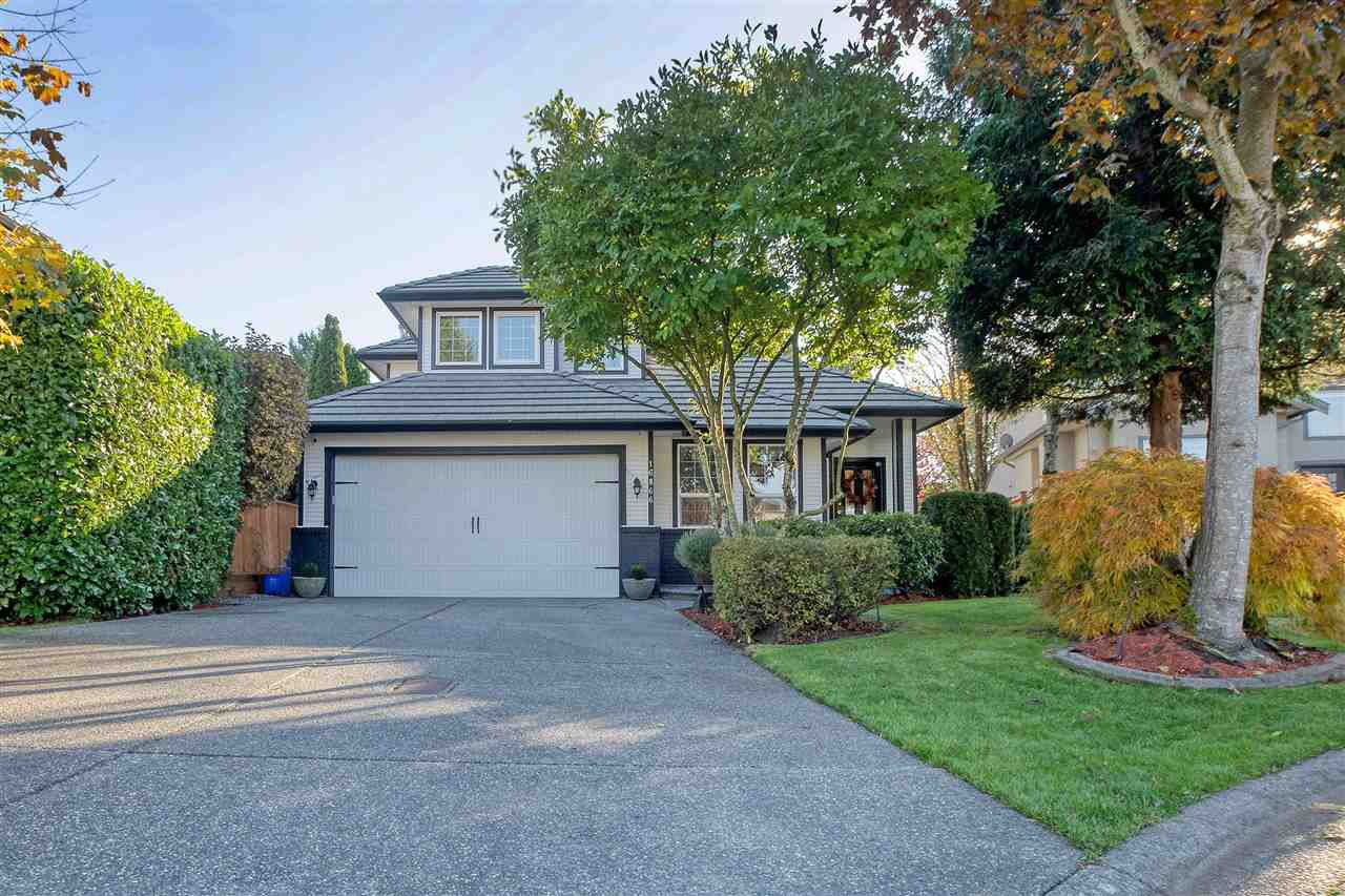 """Main Photo: 16866 60A Avenue in Surrey: Cloverdale BC House for sale in """"Parkview Terrace"""" (Cloverdale)  : MLS®# R2515291"""