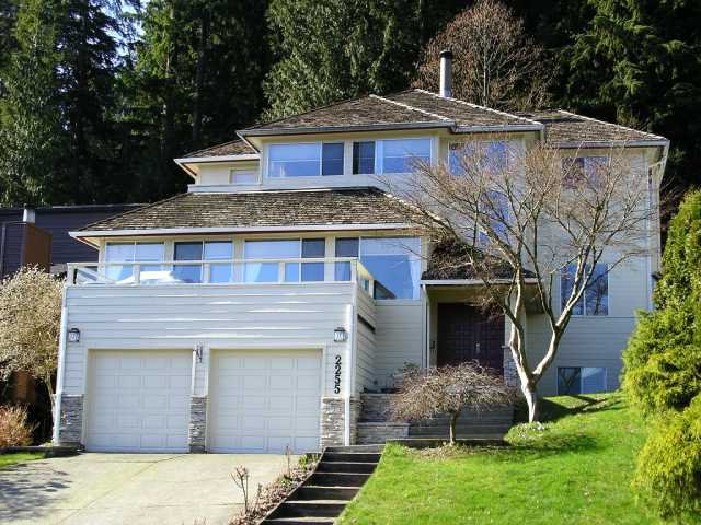Main Photo: 2255 BADGER Road in North Vancouver: Deep Cove House for sale : MLS®# V817312