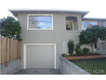 Main Photo:  in VICTORIA: Vi Fairfield West Half Duplex for sale (Victoria)  : MLS®# 457903