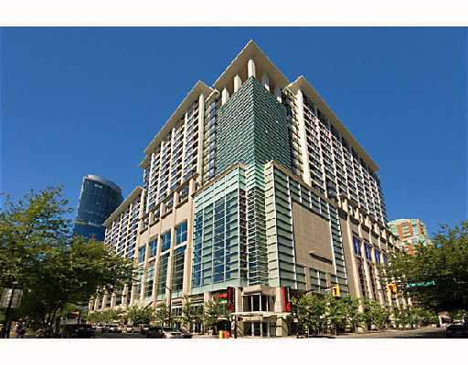 """Main Photo: 806 933 HORNBY Street in Vancouver: Downtown VW Condo for sale in """"ELECTRIC AVENUE"""" (Vancouver West)  : MLS®# V749846"""