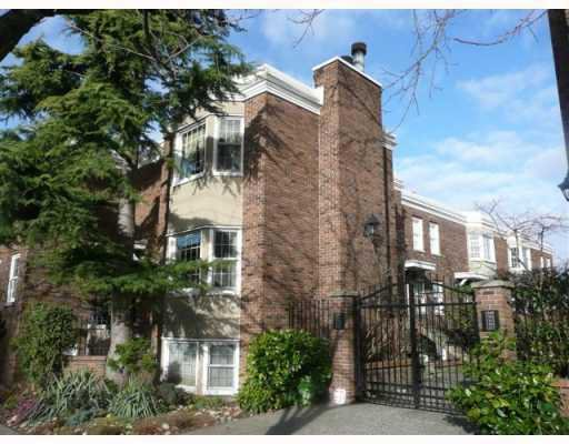 """Main Photo: 1367 W 7TH Avenue in Vancouver: Fairview VW Townhouse for sale in """"WEMSLEY MEWS"""" (Vancouver West)  : MLS®# V752555"""