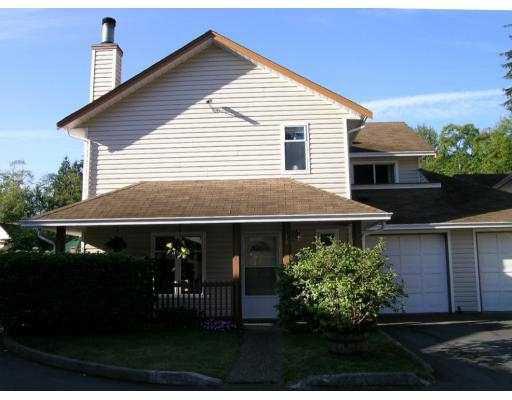 Main Photo: 18 20699 120B AV in Maple Ridge: Northwest Maple Ridge Townhouse for sale : MLS®# V553654