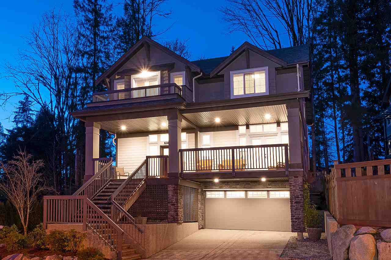Main Photo: 3471 SHEFFIELD Avenue in Coquitlam: Burke Mountain House for sale : MLS®# R2433293