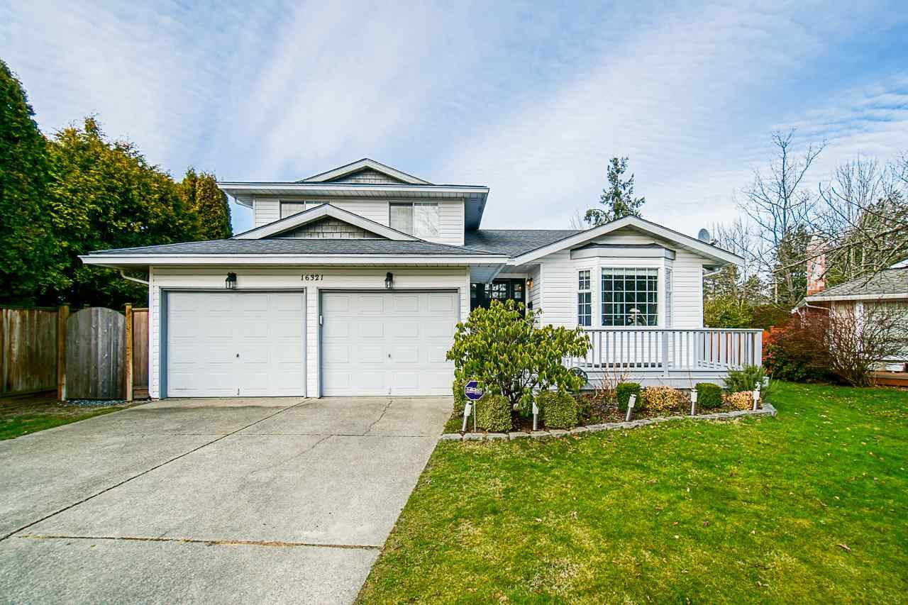 "Main Photo: 16321 13 Avenue in Surrey: King George Corridor House for sale in ""SOUTH MERIDIAN"" (South Surrey White Rock)  : MLS®# R2439714"