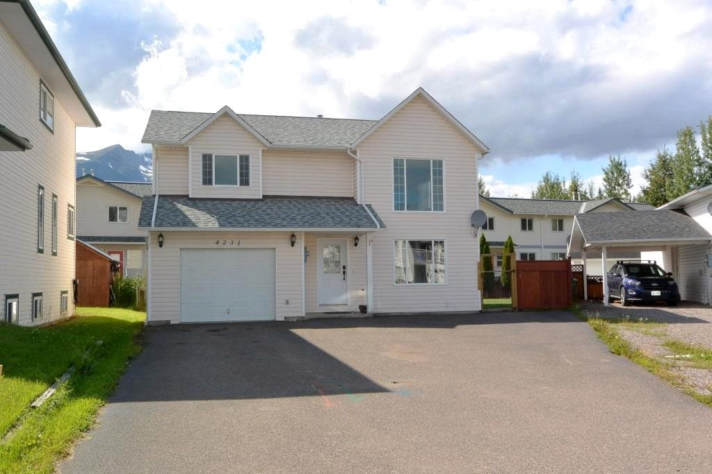 Main Photo: 4231 MOUNTAINVIEW Crescent in Smithers: Smithers - Town House for sale (Smithers And Area (Zone 54))  : MLS®# R2484583