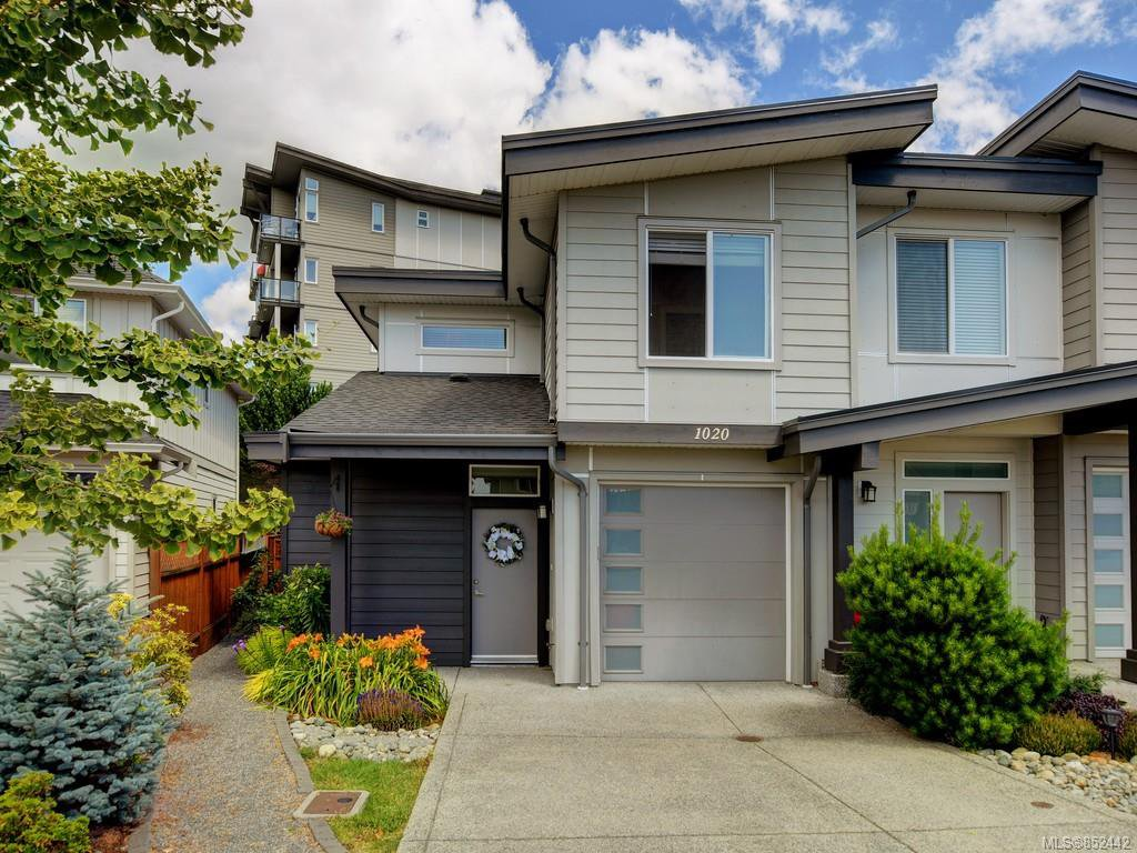 Main Photo: 1020 Grob Crt in : La Westhills Row/Townhouse for sale (Langford)  : MLS®# 852442