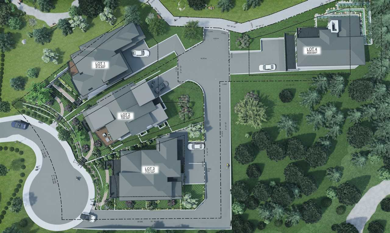 Main Photo: LOT 3 1486 COAST MERIDIAN Road in Coquitlam: Burke Mountain Land for sale : MLS®# R2489084