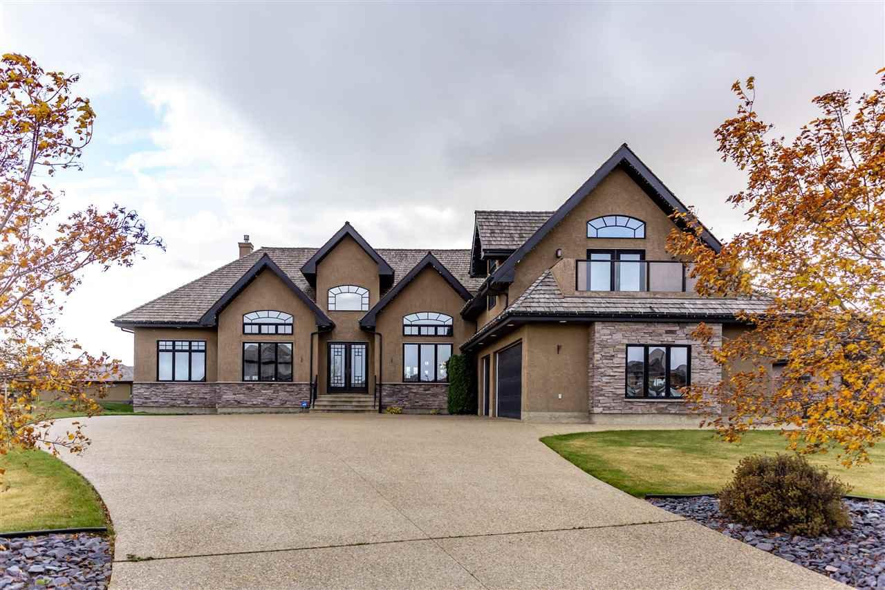 Main Photo: 70 Greystone Drive: Rural Sturgeon County House for sale : MLS®# E4218217