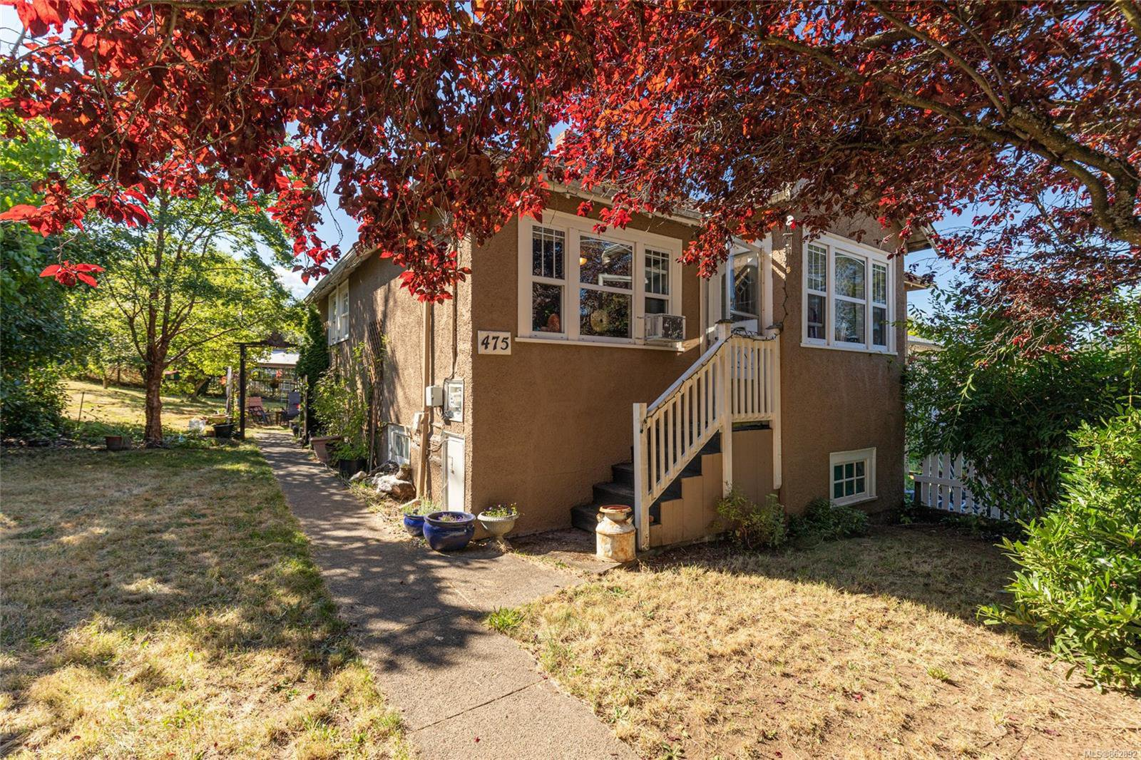 Main Photo: 475 Hamilton Ave in : Na South Nanaimo House for sale (Nanaimo)  : MLS®# 862892