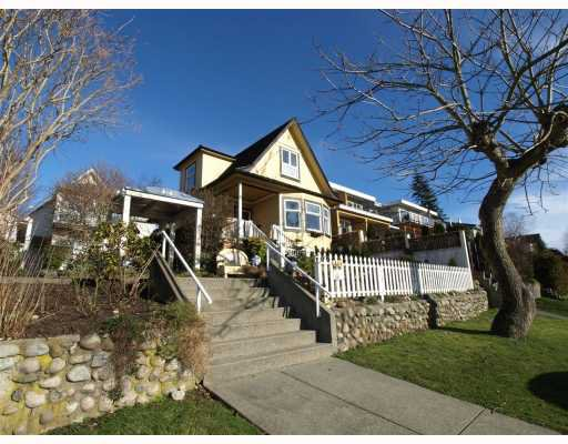 """Main Photo: 408 E 2ND Street in North Vancouver: Lower Lonsdale House for sale in """"THE JONES RESIDENCE"""" : MLS®# V806455"""
