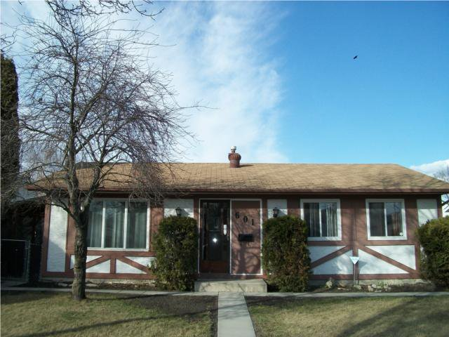Main Photo: 601 Springfield Road in WINNIPEG: North Kildonan Residential for sale (North East Winnipeg)  : MLS®# 1006176