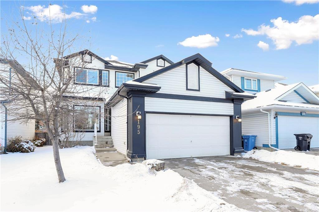 Main Photo: 195 Sierra Nevada Close SW in Calgary: Signal Hill House for sale : MLS®# C4278644