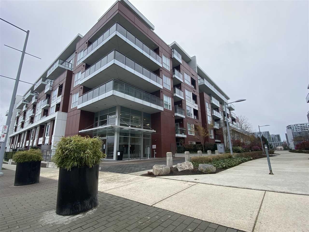 Main Photo: 205 5399 CEDARBRIDGE Way in Richmond: Brighouse Condo for sale : MLS®# R2448345