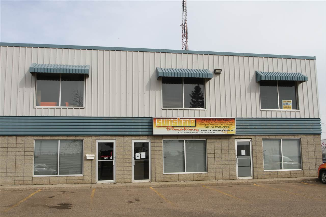 Main Photo: 250 44 Riel Drive: St. Albert Office for lease : MLS®# E4199185