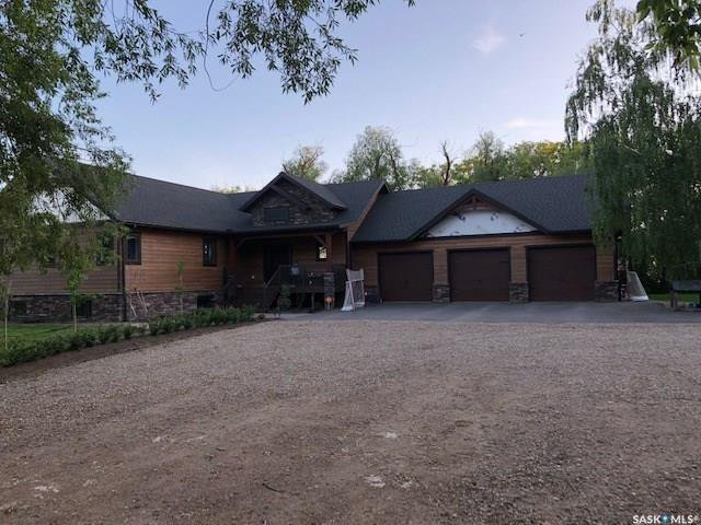 Main Photo: Rural Rural Address in Round Valley: Residential for sale (Round Valley Rm No. 410)  : MLS®# SK833510