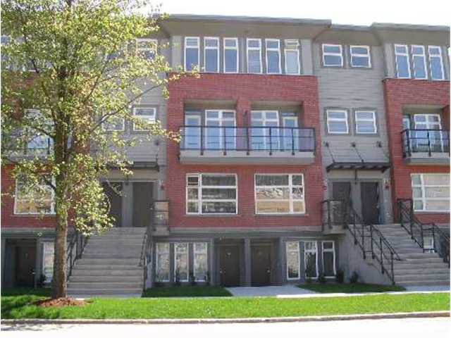 Main Photo: 203 5632 KINGS Road in Vancouver: University VW Townhouse for sale (Vancouver West)  : MLS®# V857922