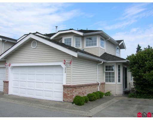 "Main Photo: 33 9168 FLEETWOOD Way in Surrey: Fleetwood Tynehead Townhouse for sale in ""The Founains"" : MLS®# F2819899"