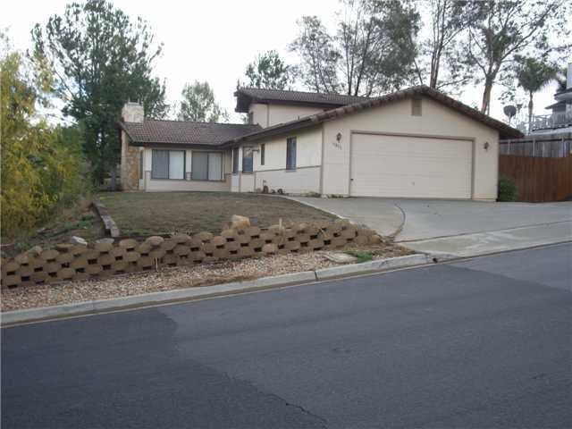 Main Photo: RAMONA House for sale : 4 bedrooms : 15843 Rainbird Rd
