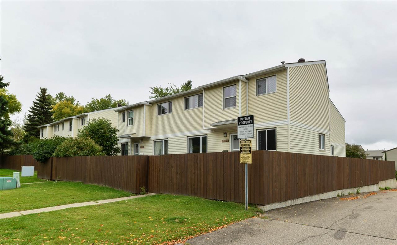 Main Photo: 14409 54 Street in Edmonton: Zone 02 Townhouse for sale : MLS®# E4173258