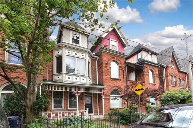 Main Photo: 113 Winchester St, Toronto, Ontario M4V 2Y9 in Toronto: Townhouse for sale (Cabbagetown-South St. James Town)  : MLS®# C3879302